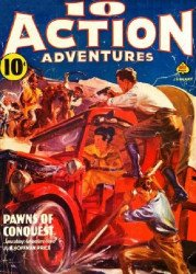 Ace Magazines's 10 Action Adventures Issue nn