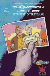 Source Point Press's Thompson Heller: Detective Interstellar Issue # 2