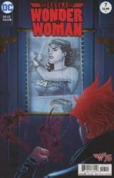 DC Comics's The Legend of Wonder Woman Issue # 7