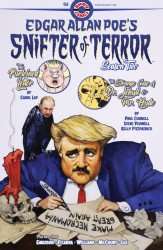 Ahoy Comics's Edgar Allan Poe's: Snifter of Terror - Season 2 Issue # 6