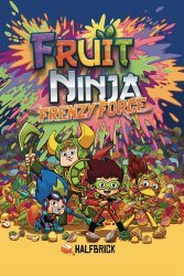 Andrews McMeel Publishing's Fruit Ninja: Frenzy Force Soft Cover # 1