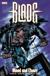 Marvel Comics's Blade: Blood And Chaos  TPB # 1