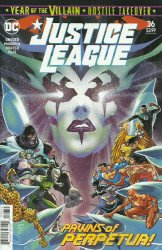 DC Comics's Justice League Issue # 36