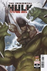 Marvel Comics's The Immortal Hulk  Issue # 10c