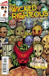 Alterna Comics's Wicked Righteous Issue # 4