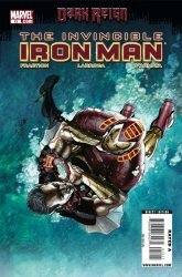 Marvel Comics's Invincible Iron Man Issue # 12