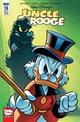 IDW Publishing's Uncle Scrooge Issue # 16