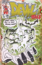 Rat House Comics's Devil Jack Issue # 1d