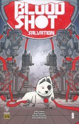 Valiant Entertainment's Bloodshot: Salvation Issue # 9f