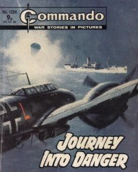 D.C. Thomson & Co.'s Commando: War Stories in Pictures Issue # 1224