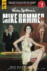 Titan Comics's Hard Case Crime: Mickey Spillane's Mike Hammer Issue # 1