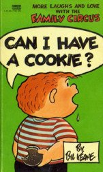 Fawcett Publications's Family Circus: Can I Have a Cookie? Soft Cover # 1
