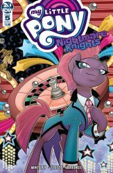IDW Publishing's My Little Pony: Nightmare Knights Issue # 5b