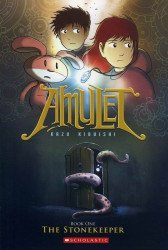 Graphix's Amulet Soft Cover # 1