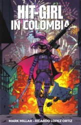 Image Comics's Hit-Girl TPB # 1