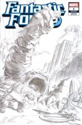 Marvel Comics's Fantastic Four Issue # 1alex ross-b