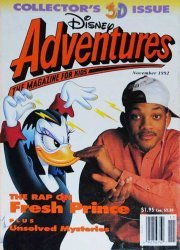 Disney Comics's Disney Adventures Issue V3-1