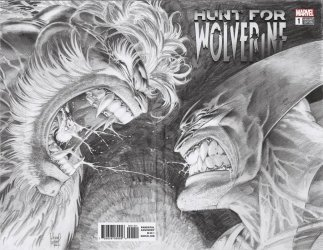 Marvel Comics's Hunt For Wolverine Issue # 1e