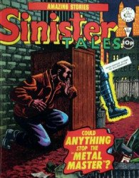 Alan Class & Company's Sinister Tales Issue # 132