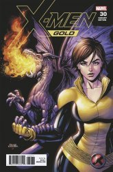 Marvel Comics's X-Men Gold Issue # 30g