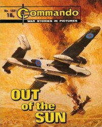 D.C. Thomson & Co.'s Commando: War Stories in Pictures Issue # 1681