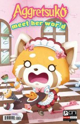 Oni Press's Aggretsuko Meet Her World Issue # 1b