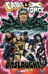 Marvel Comics's Cable & X-Force: Onslaught TPB # 1