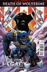 Marvel's Death of Wolverine: The Logan Legacy Issue # 5b