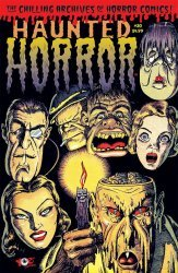 IDW Publishing's Haunted Horror Issue # 30