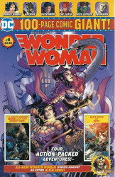 DC Comics's Wonder Woman Giant Giant Size # 4