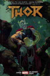 Marvel Comics's Thor by Jason Aaron & Russell Dauterman Hard Cover # 4