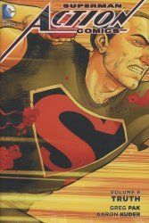 DC Comics's Action Comics Hard Cover # 8