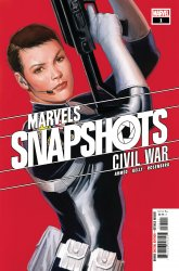 Marvel Comics's Marvels Snapshots: Civil War Issue # 1