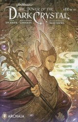 Archaia Studios Press's Jim Henson's Power of The Dark Crystal Issue # 11b