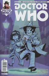 Titan Comics's Doctor Who: 4th Doctor Issue # 2c