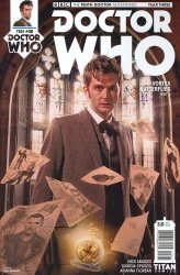 Titan Comics's Doctor Who: 10th Doctor - Year Three Issue # 8b