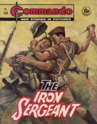 D.C. Thomson & Co.'s Commando: War Stories in Pictures Issue # 639