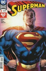 DC Comics's Superman Issue # 1