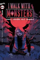 Vault Comics's I Walk with Monsters Issue # 5b