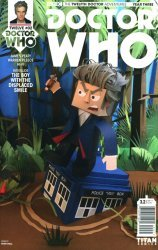 Titan Comics's Doctor Who: 12th Doctor - Year Three Issue # 2c