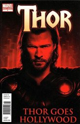 Marvel Comics's Thor: Thor Goes Hollywood Issue # 1b