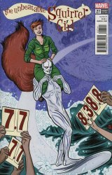 Marvel Comics's The Unbeatable Squirrel Girl Issue # 27d