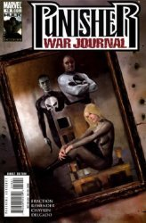 Marvel's Punisher: War Journal Issue # 19b