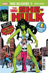 Marvel Comics's True Believers: Empyre - She-Hulk Issue # 1