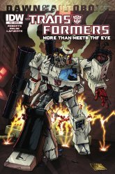 IDW Publishing's Transformers: More than Meets the Eye Issue # 32ri