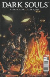 Titan Comics's Dark Souls: Breath of Andolus Issue # 1h