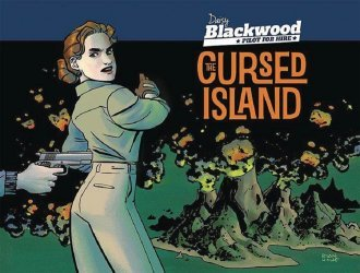 Soaring Penguin's Daisy Blackwood Pilot For Hire: Cursed Island Soft Cover # 1