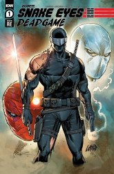 IDW Publishing's Snake Eyes: Deadgame Issue # 1liefeldcreations-c