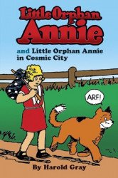 Dover's Little Orphan Annie and Little Orphan Annie in Cosmic City Soft Cover # 1
