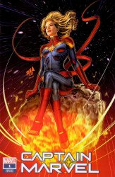 Marvel Comics's Captain Marvel Issue # 1sanctum-a